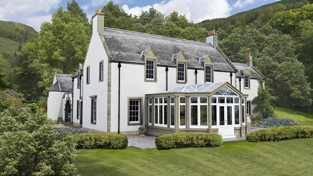 Ardchullarie, Callander, Scotland