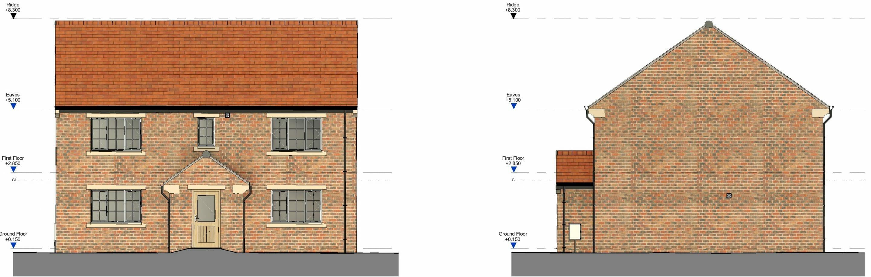 Loxley Homes – Land east of Manor House Walk, Burneston